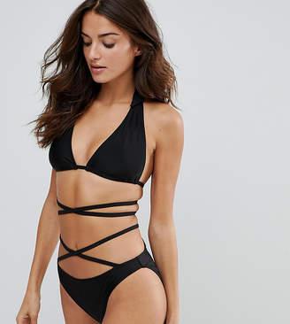Wolfwhistle Wolf & Whistle Strappy Bikini Top