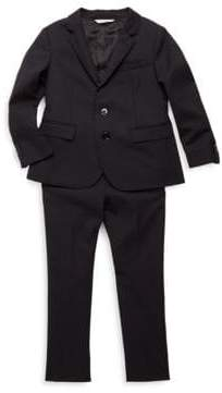 Dolce & Gabbana Little Boy's Wool-Blend Suit