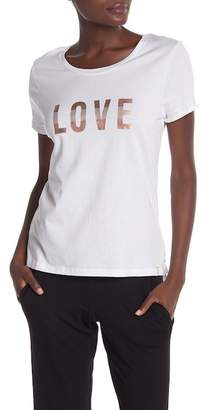 Andrew Marc Love Short Sleeve Tee