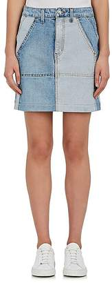 Derek Lam 10 Crosby Women's Lyla Denim Skirt