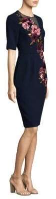 Trina Turk Knightly Floral Bodycon Dress
