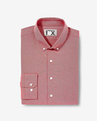 Express Slim Easy Care End-On-End 1Mx Shirt