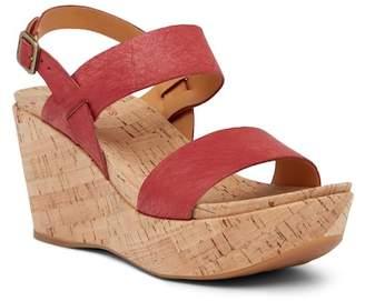 Kork-Ease Austin Cork Platform Wedge Sandal