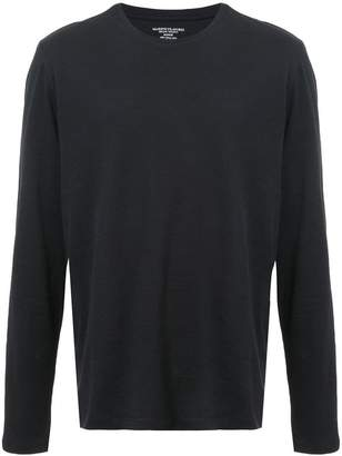 Majestic Filatures long sleeve crew-neck tee