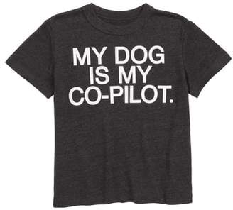 Chaser My Dog Is My Co-Pilot T-Shirt