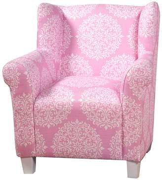 HomePop Medallion Accent Chair