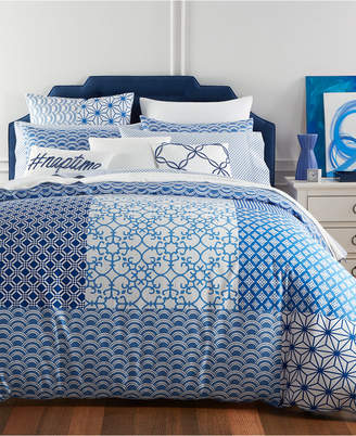 Charter Club Closeout! Damask Designs Patchwork 3-Pc. King Comforter Set