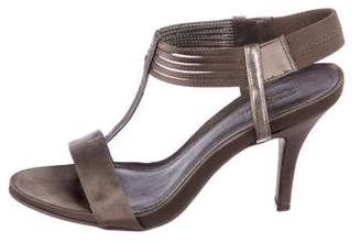 Kenneth Cole Satin Strap Sandals
