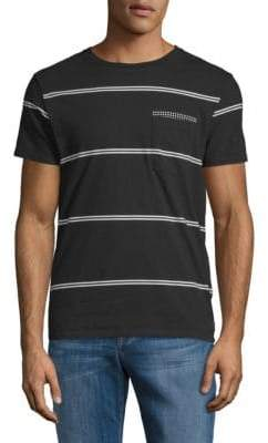Tavik Rhodes Stripe Short-Sleeve Cotton Tee