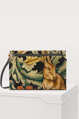 Loewe Rabbit T pouch bag