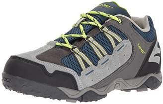 Hi-Tec Unisex-Kids Forza Low Jr Waterproof Hiking Shoe
