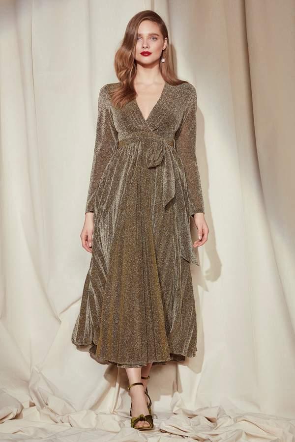 nastygal Nasty Gal Studio Victoria Maxi Dress