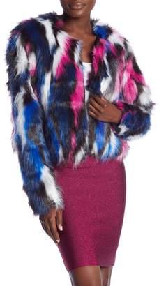 Wow Couture Faux Fur Jacket