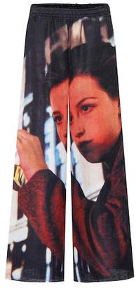 Undercover Reversible printed pants