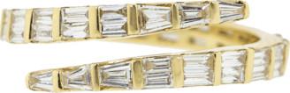 Anita Ko Two Row Diamond Coil Ring