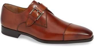 Magnanni Patricio Monk Strap Shoe