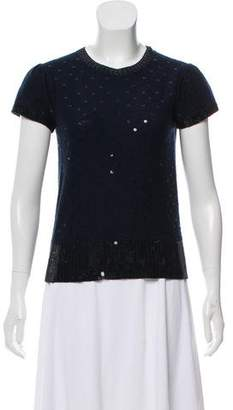 Marc by Marc Jacobs Embellished Wool Sweater