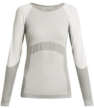 Falke Long Sleeved Performance Top - Womens - White