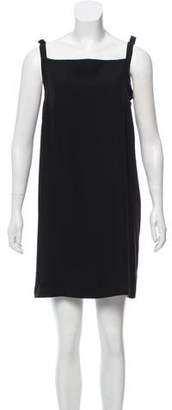 Issey Miyake Sleeveless Shift Dress