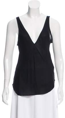 Isabel Marant Sleeveless V-neck Top