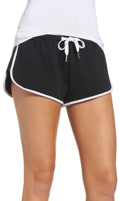 Women's The Laundry Room Cozy Crew Lounge Shorts $64 thestylecure.com
