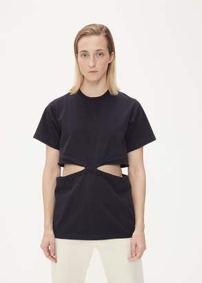 J.W.Anderson Oversized Cut Out T-Shirt