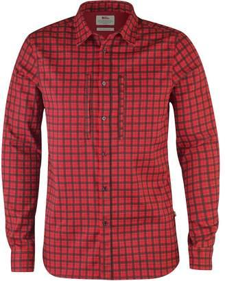 Fjallraven Lappland Flannel Long-Sleeve Shirt - Men's