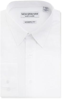 Nick Graham Men's Everywhere Modern-Fit Dress Shirt
