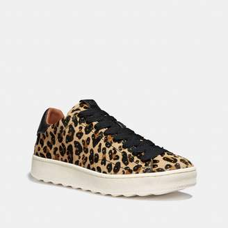 Coach C101 With Leopard Print