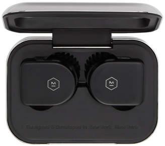 Master and Dynamic Black Matte MW07 True Wireless Earphones