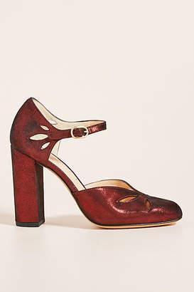 Chie Mihara Diamo Glitter Heels