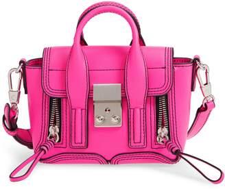 3.1 Phillip Lim Nano Pashli Leather Satchel