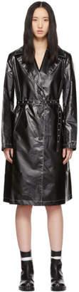 Alyx ブラック Williams トレンチ コート