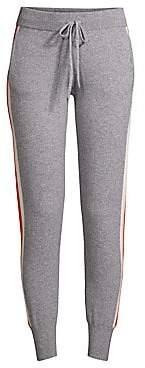 Generation Love Women's Mason Racing Stripe Cashmere Pants