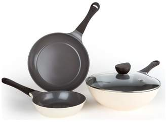 Neoflam Eela 4 Piece Ceramic Nonstick Cookware Set