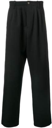 Societe Anonyme tapered trousers