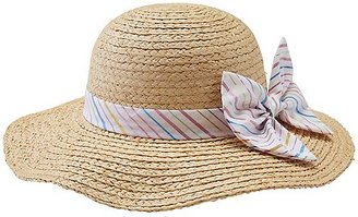 Girls Straw Hat $29 thestylecure.com