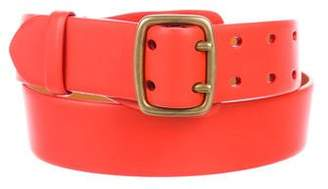 Ralph Lauren Leather Buckle Belt