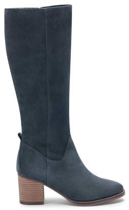 Blondo Nicola Waterproof Suede Knee-High Boot