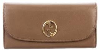 Gucci 1973 Continental Wallet