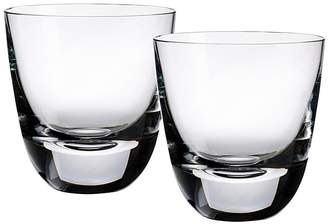 Villeroy & Boch American Bar Old Fashioned Glass, Set of 2