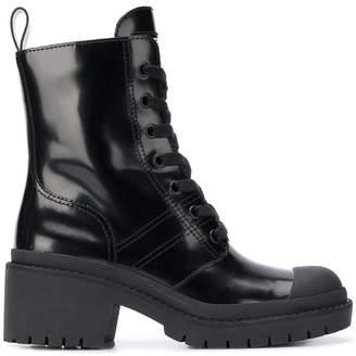 Marc Jacobs Bristol combat boots