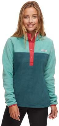 Columbia Benton Springs 1/2-Snap Fleece Pullover - Women's