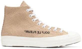 Converse Golf Le Fleur Chuck Taylor 70 Hi Top sneakers