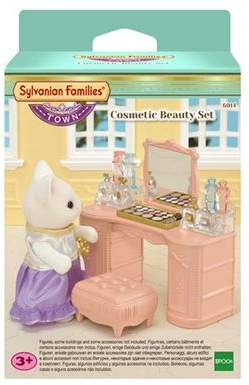 Sylvanian Families Town Cosmetic Beauty Set