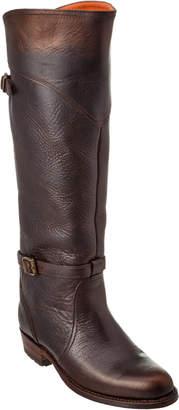Frye Women's Dorado Leather Riding Boot