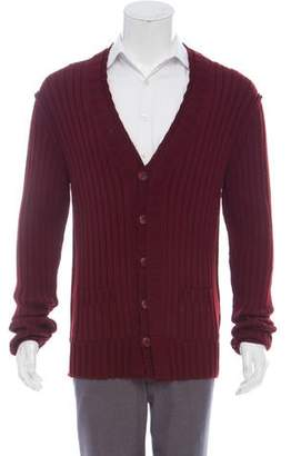 Dolce & Gabbana Wool Knitted Cardigan w/ Tags