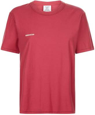 Vetements Princess Inside-Out T-Shirt