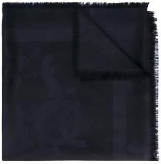 Salvatore Ferragamo Gancio monogram scarf