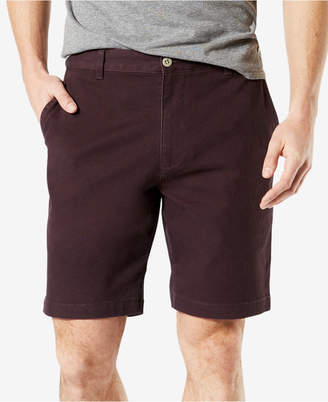 """Dockers Classic Fit 9.5"""" Perfect Stretch Shorts"""